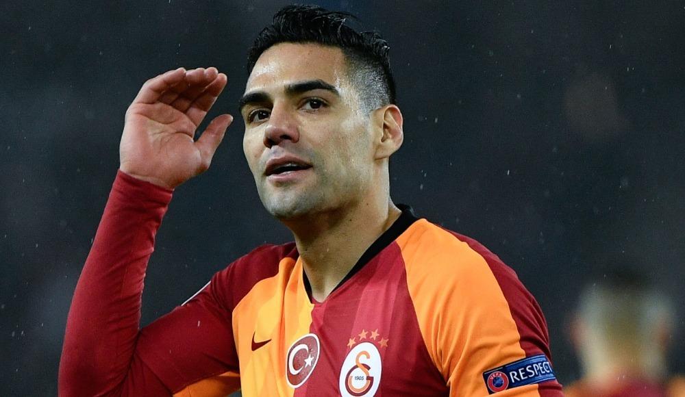 Galatasaray'dan Falcao kararı!