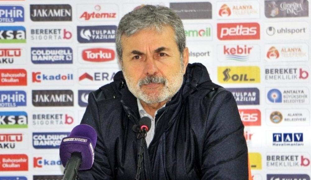 Aykut Kocaman'dan transfer sözleri