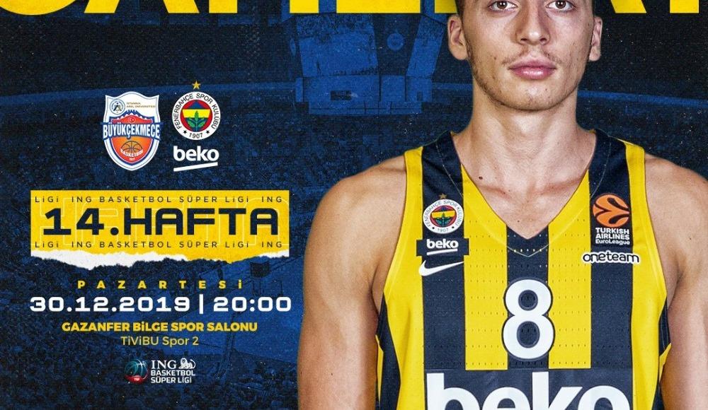 Arel Üniversitesi Büyükçekmece - Fenerbahçe Beko (Canlı Skor)
