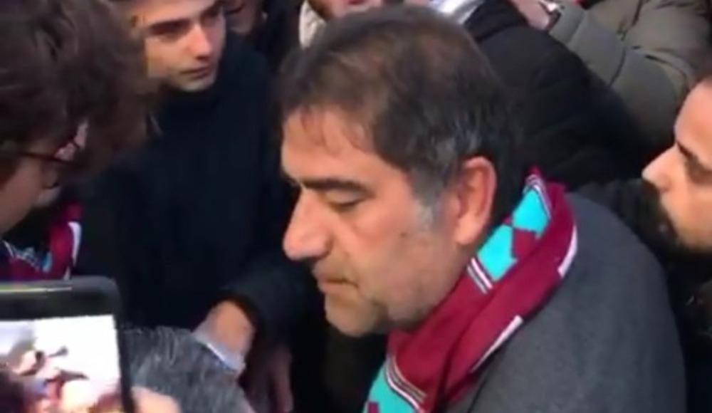 """Ünal Karaman, Trabzon'dan ayrıldı: """"Takımınıza sahip çıkın"""""""