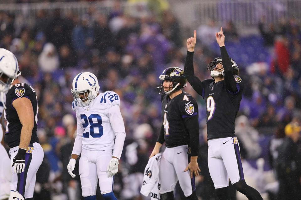 NORMAL SEZONUN EN İYİ TAKIMI: BALTIMORE RAVENS