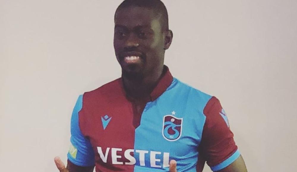 Badou Ndiaye resmen Trabzonspor'da