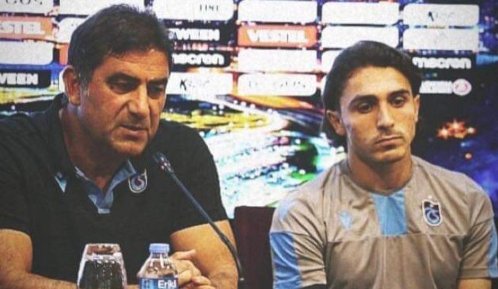 Trabzonsporlu oyunculardan Ünal Karaman'a veda mesajı