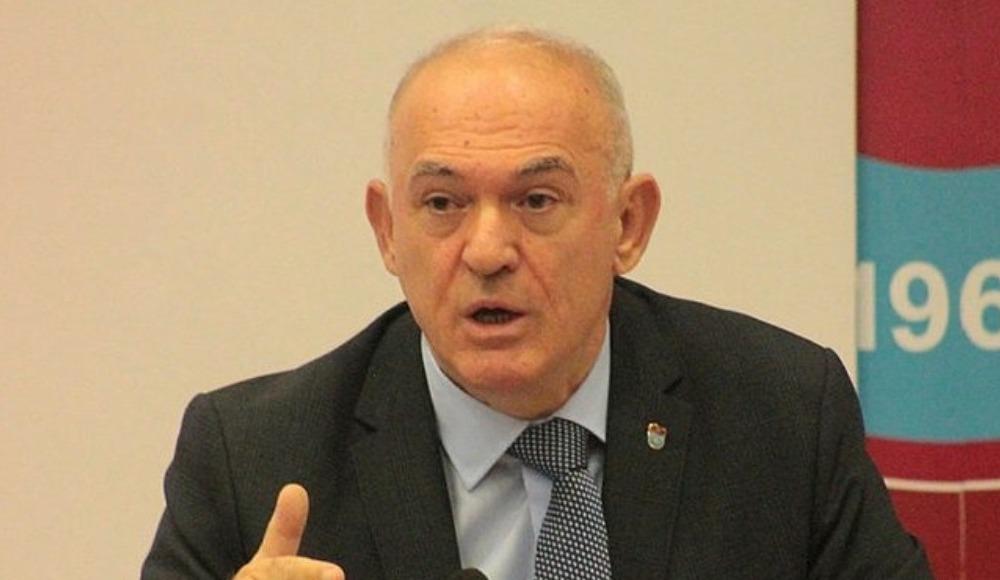 Ali Sürmen'den Ünal Karaman açıklaması