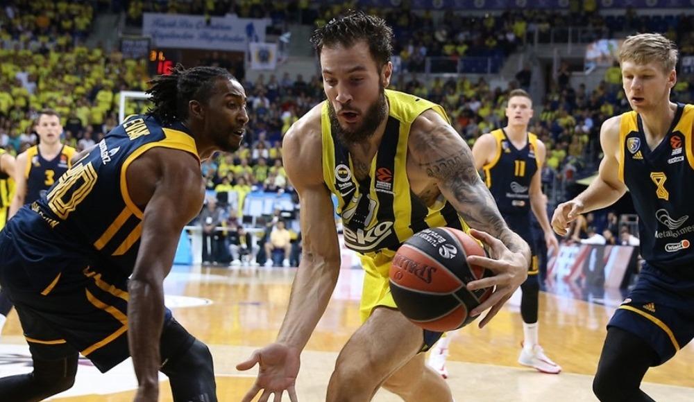 Fenerbahçe Beko'da pivot sorunu