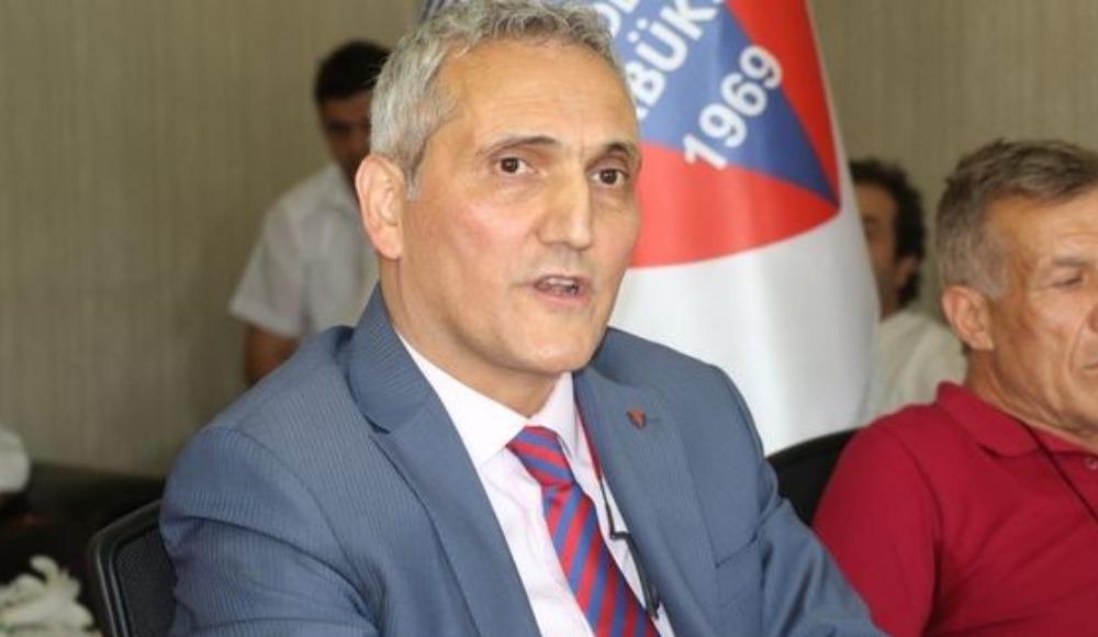 """Karabükspor'dan açıklama: """"Organize bir suç var"""""""