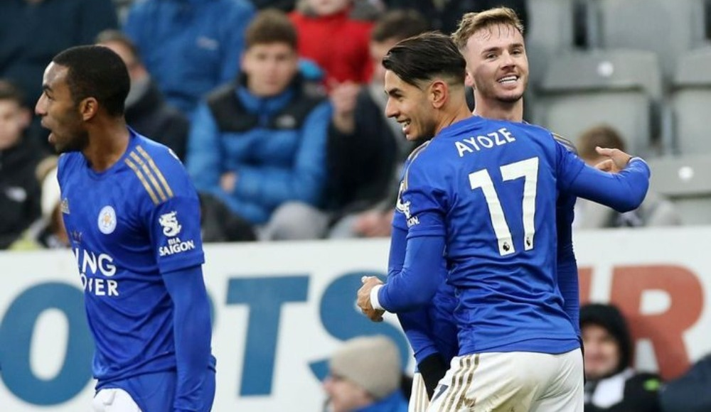 Ayoze Perez yıldızlaştı; Leicester City kazandı