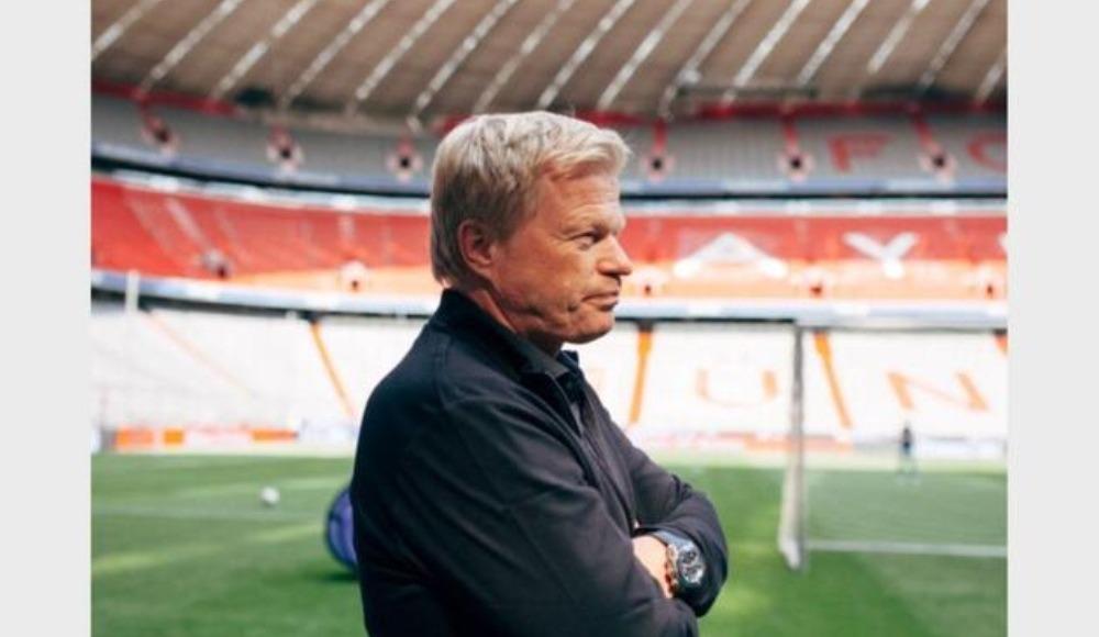 Oliver Kahn yeniden Bayern Münih'te!