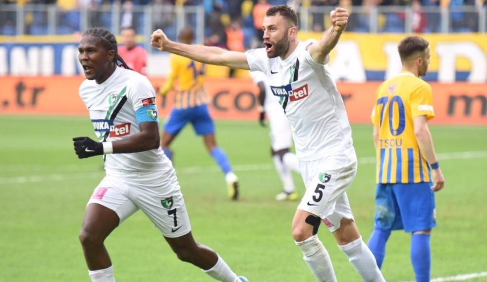 Denizlispor'dan Rodallega ve transfer açıklaması
