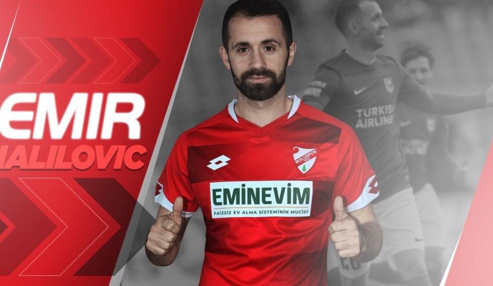 Emir Halilovic, Boluspor'da!