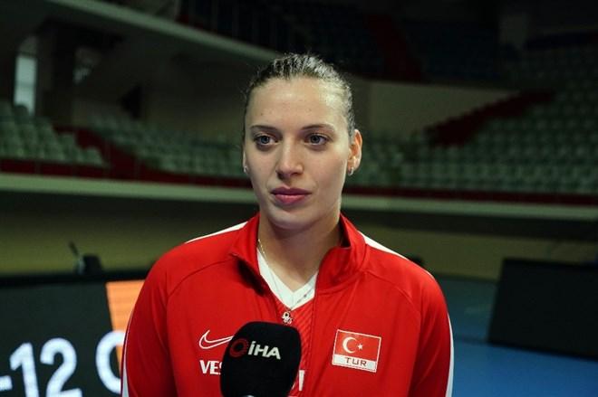 """Cansu Özbay: """"Olimpiyata gitme hayalim var, umarım gerçek olur"""""""