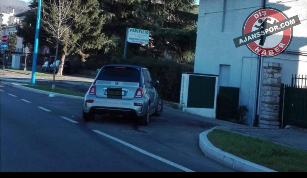 Balotelli arabayla komşusunun evine çarptı!