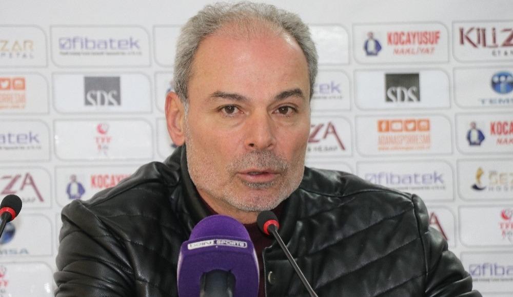 Engin İpekoğlu, Adanaspor'un transferlerini açıkladı!