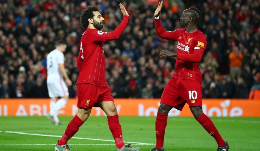 Liverpool yoluna kayıpsız devam ediyor!