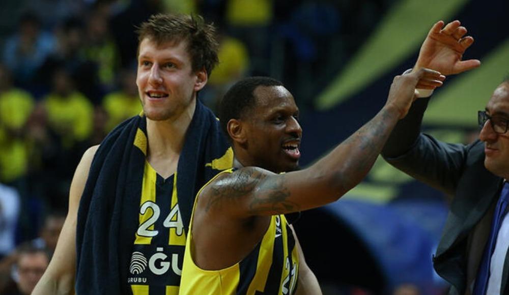 James Nunnally tekrar Fenerbahçe'de