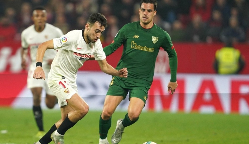 Sevilla - Athletic Bilbao maçında kazanan çıkmadı! 1-1