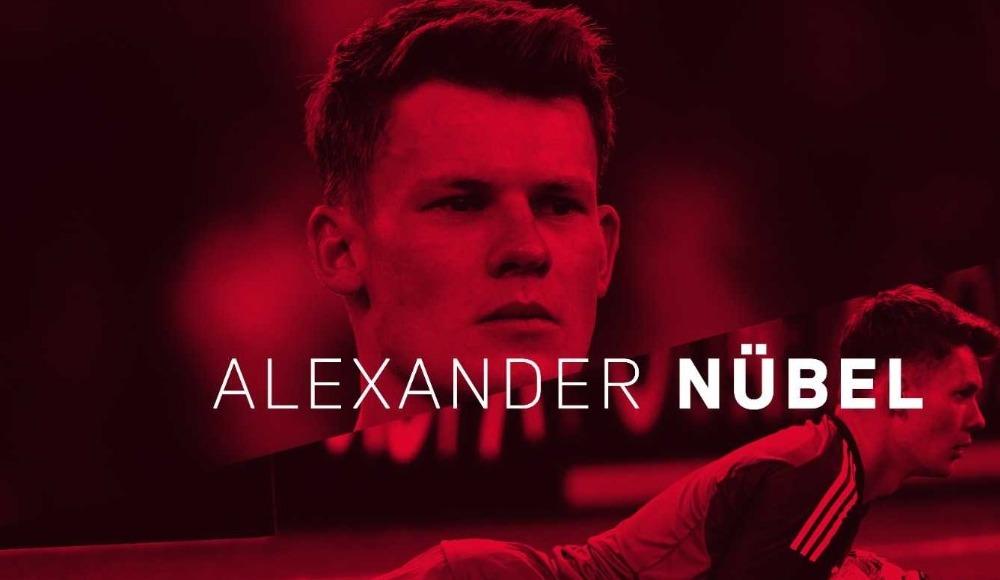 Nübel, Bayern Münih'e transfer oldu