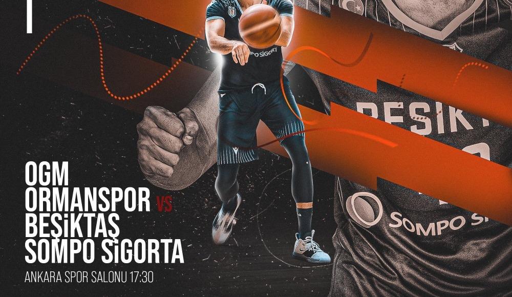 Ormanspor - Beşiktaş Sompo Sigorta (Canlı Skor)