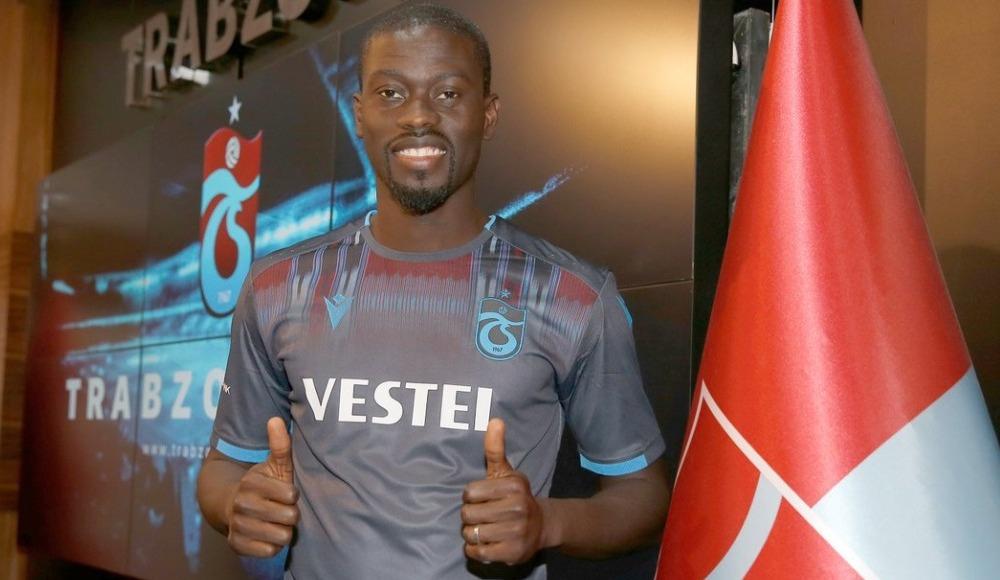 Ndiaye resmen Trabzonspor'da