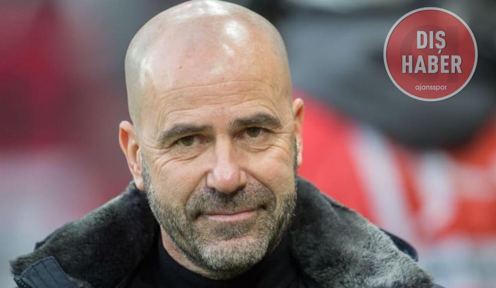 Leverkusen'den Peter Bosz kararı!