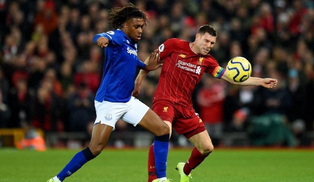 Liverpool - Everton (Canlı Skor)