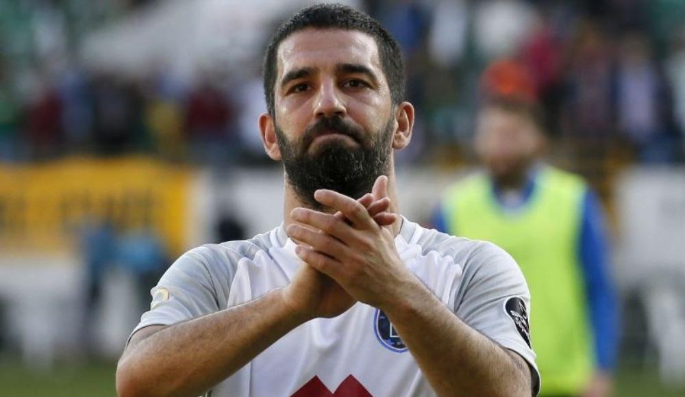 """Arda Turan'dan Fenerbahçe açıklaması: """"Teklif gelirse..."""""""