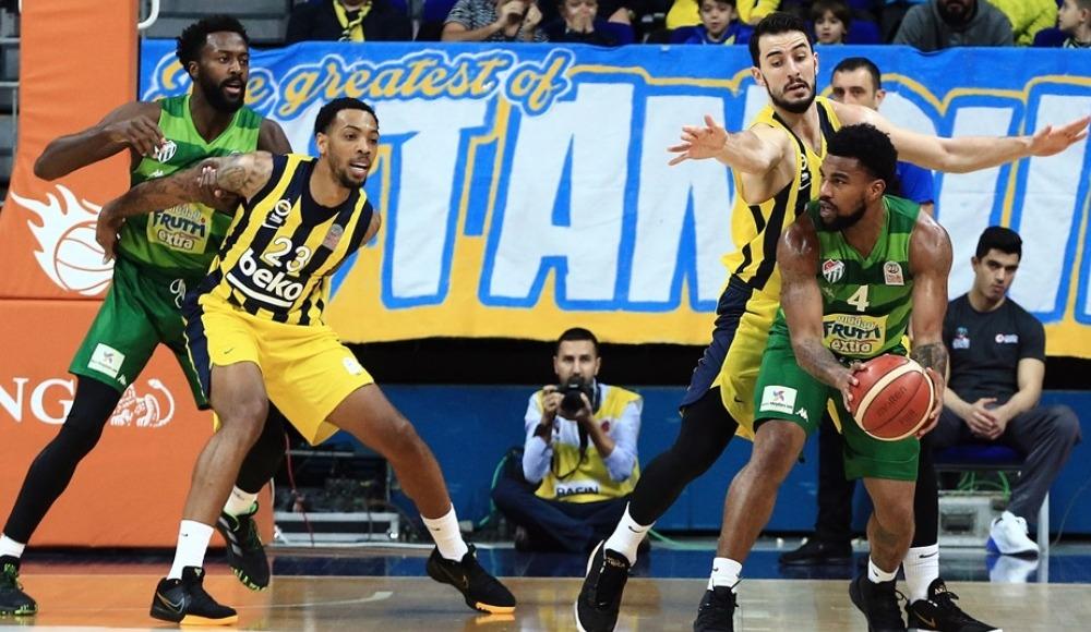 Bursaspor, Fenerbahçe Beko'yu zorladı ama yıkamadı!