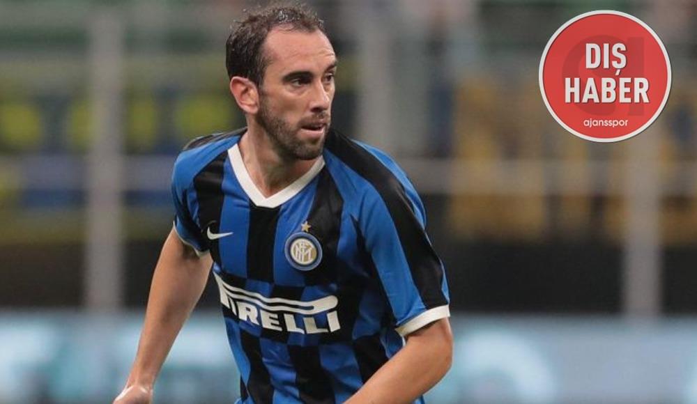 İtalyanlar'dan Godin açıklaması! 'Inter'de mutlu'