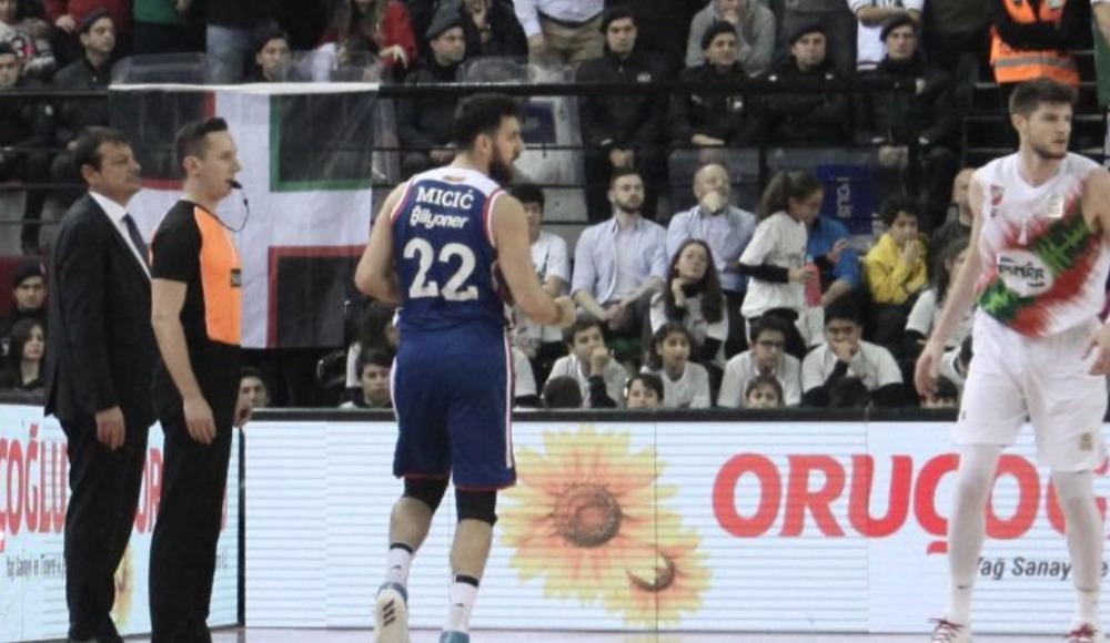 """Ergin Ataman: """"Biz Larkin'le galip geldik"""""""