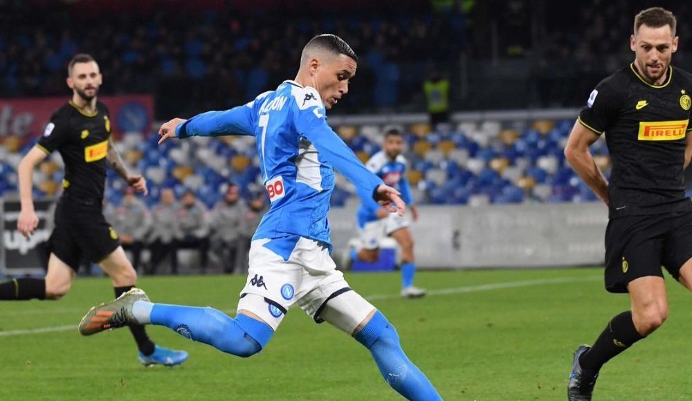 Inter golcüleriyle kazandı! 1-3