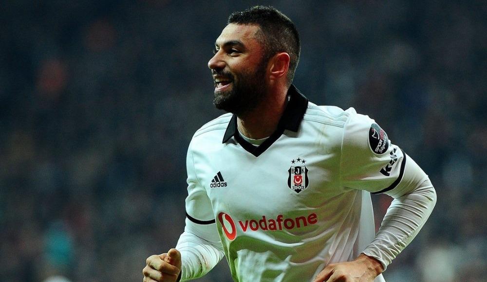 """Burak'tan yıldız isme: """"Come to Beşiktaş!"""""""