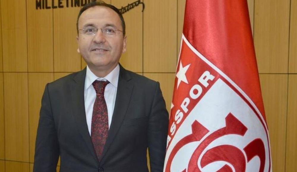 Sivasspor resmi açıklama! Alper Potuk, Oğuzhan ve Khalili...