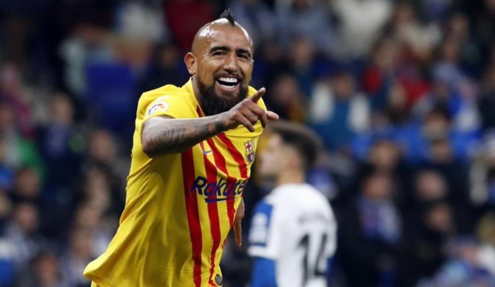 Manchester United gözünü Vidal'e dikti