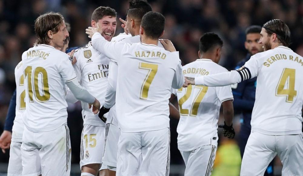 Valencia - Real Madrid (Canlı Skor)