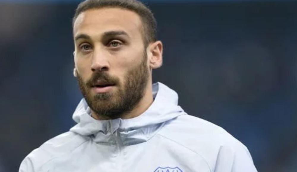 Everton, Cenk Tosun'un sakatlığını Skype üzerinden takip ediyor