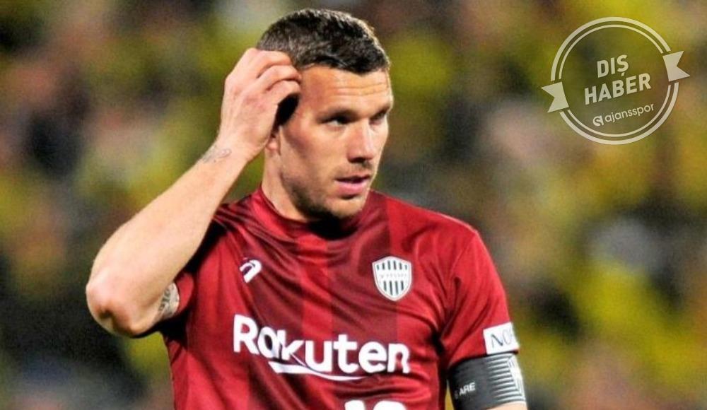 """Lukas Podolski: """"Köln ile görüşeceğim"""""""