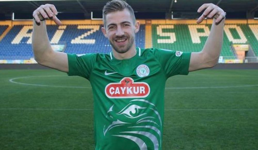 Melnjak'ın transferi hakkında resmi açıklama: 'Ali Koç...'