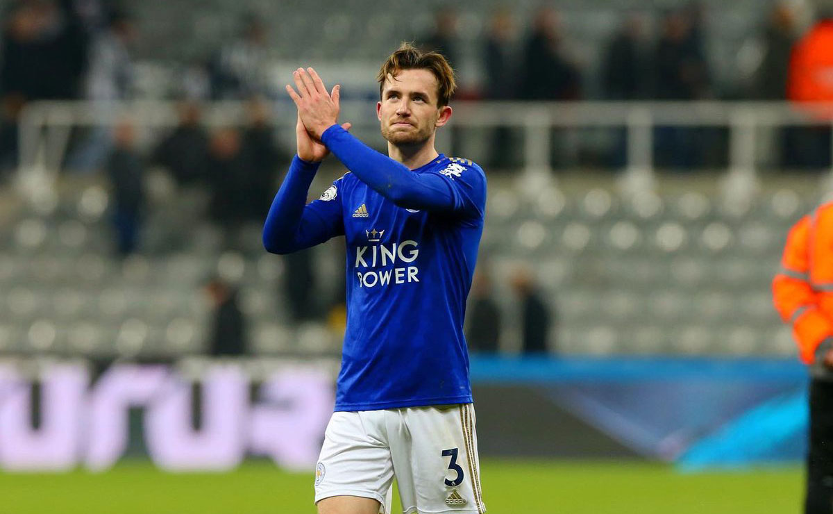 4) BEN CHILWELL - LEICESTER CITY