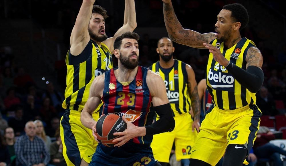 Fenerbahçe Beko, Baskonia deplasmanından galibiyetle döndü!