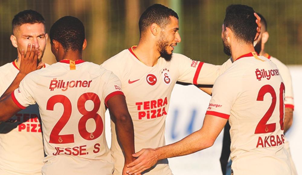 Emre Akbaba golle döndü; Galatasaray kazandı