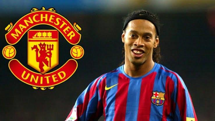 Manchester United: Ronaldinho