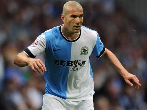 BLACKBURN: Zinedine Zidane