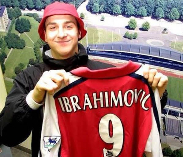 Arsenal: İbrahimovic
