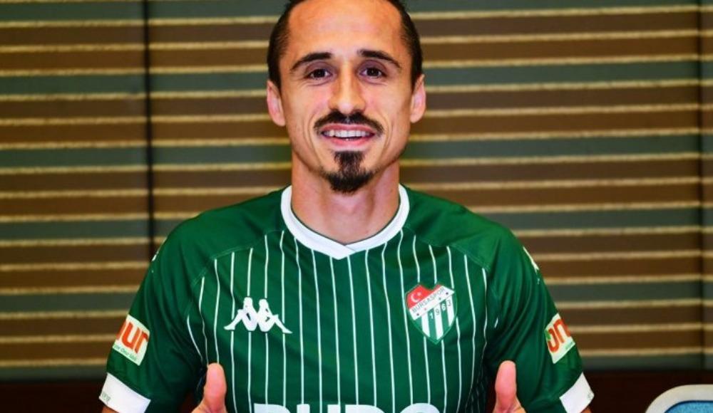 Serdar Özkan resmen Bursaspor'da!