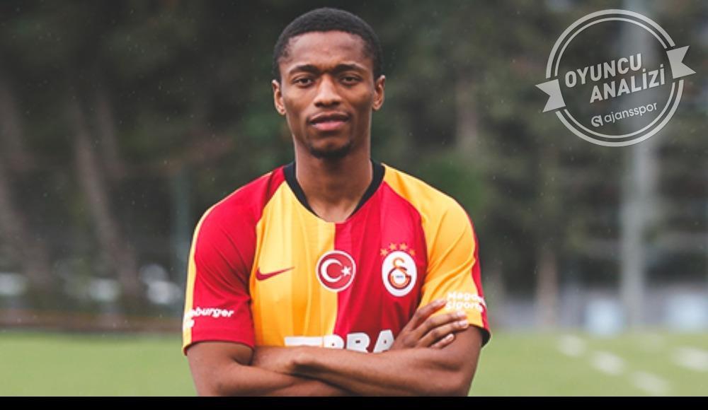 Jesse Sekidika'nın Hikayesi | ''Yatılı okuldan Galatasaray'a...''