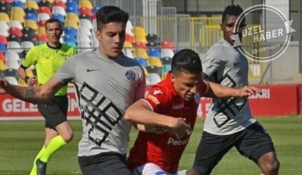 Trabzonspor, Ali Eren'i transfer listesine aldı