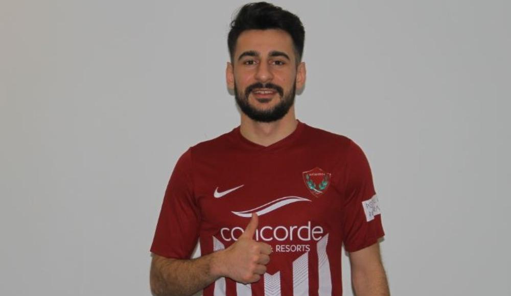 Rahman Buğra Hatayspor'da!