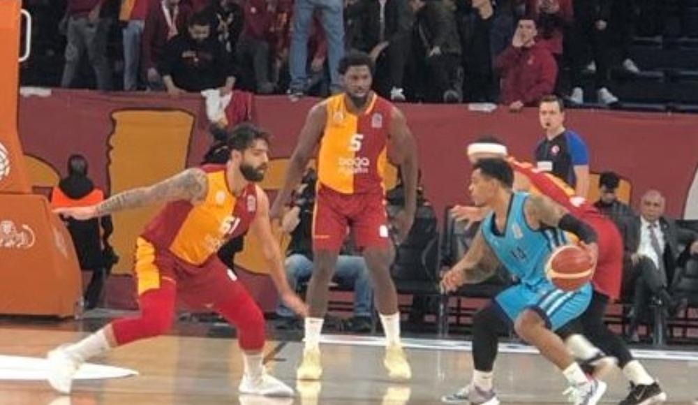 Galatasaray Doğa Sigorta, Türk Telekom'u rahat geçti