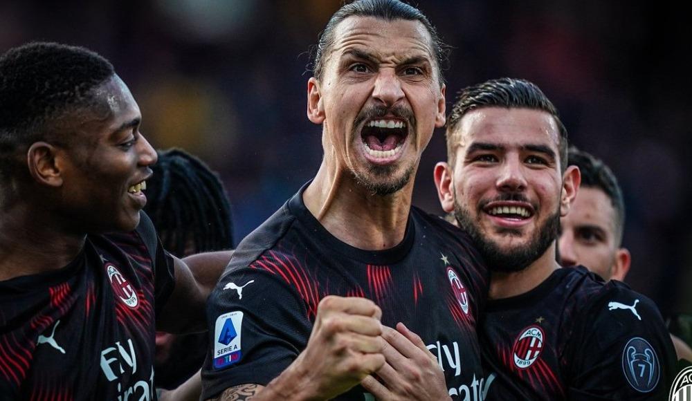 Zlatan Ibrahimovic attı, Milan kazandı! 0-2