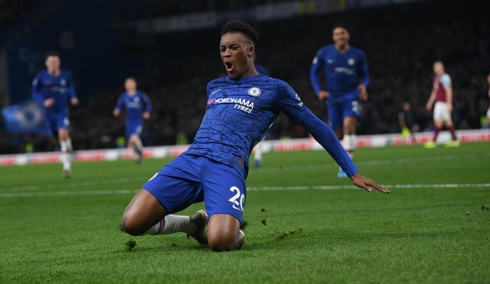 Chelsea, sahasında Burnley'yi 3-0 ile geçti!